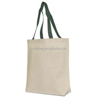 Promotional Gifts High Quality reusable Designer Cotton Bags,large cotton tote bags