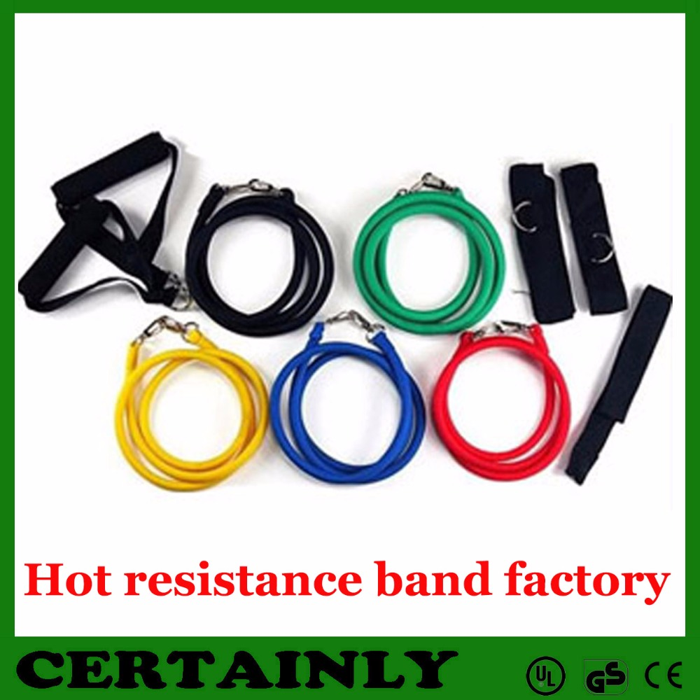 Print own logo Resistance bands Latex bands (FT-308A)