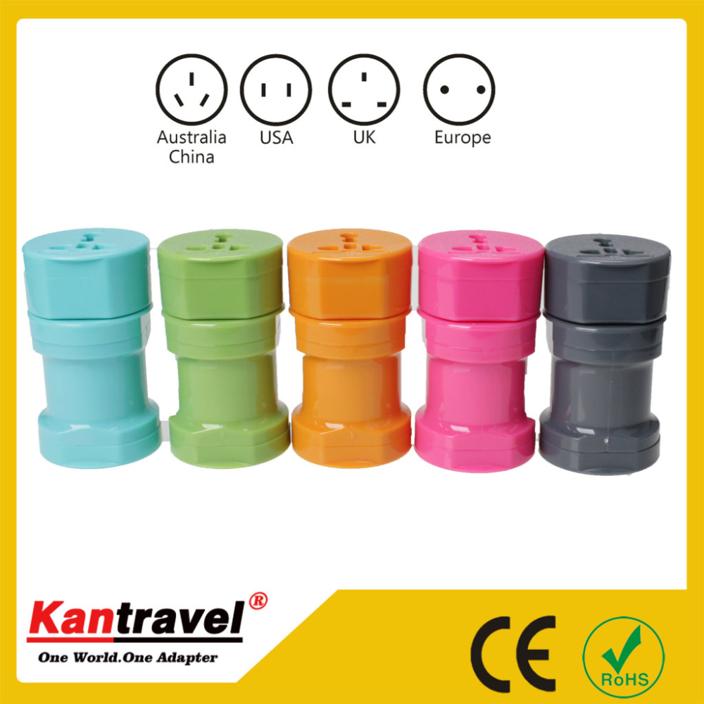 electrical items All in One long penis plug multifunctional universal travel adapter UK EU AU US plugs, Travel Charger Power
