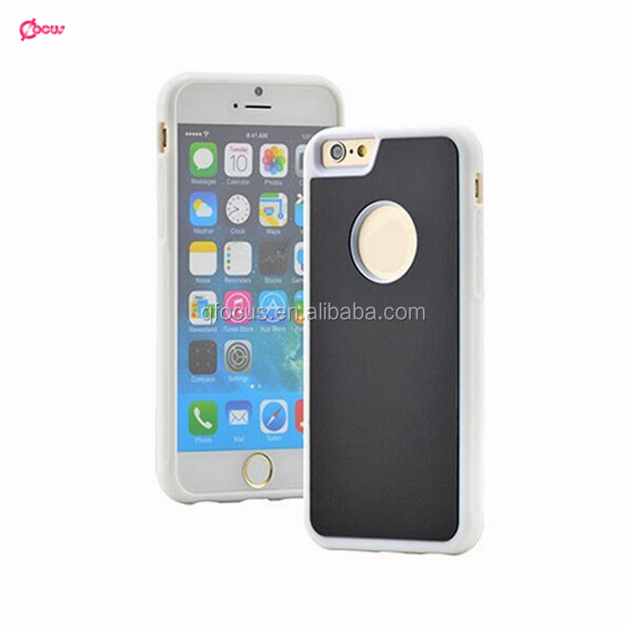 High Quality New Cover Anti Gravity Design Case Anti-Gravity Selfie Magical Case Without Being Sticky For iPhone 6 / 6 Plus