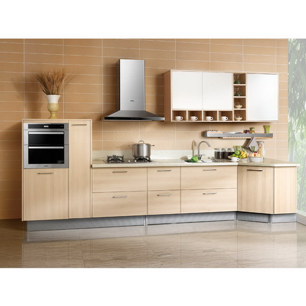 2014 Oppein New Design Pvc Kitchen Cabinet Wooden Cabinets Guangzhou Export Buy 2014 Kitchen