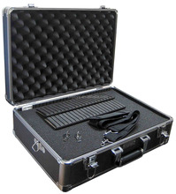 Medium Aluminum Hard Case For Cameras, Camcorders, Photograpic Equipment