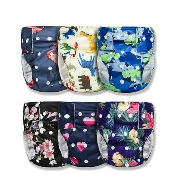 Washable Nappies Baby Diapers Wholesale Diaper Cotton