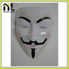 Customized Design Hot Sale halloween ghost face mask