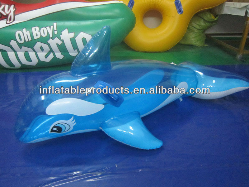 giant pvc inflatable pool animals