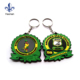 High Quality 3D Custom Soft PVC Material Silicone Rubber Keychain