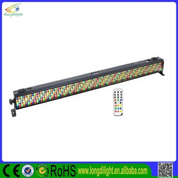 320x 10mm RGB/RGBA LED Mega Panel Light with IR remote control Black light