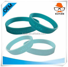 Super quality discount animals footprint silicone bracelet