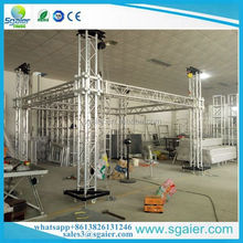 Lighting truss 4 legs festival ground support truss system