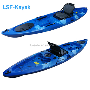 Hot selling canoe and kayak for sale, sit on top sea eagle kayak, best sea kayak for beginners
