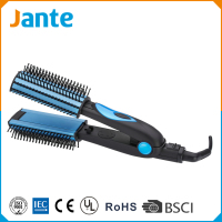 JANTE Wholesale Goods From China Electronic Brush Hair Straightener