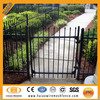 2014 new designs modern steel fencing(factory)
