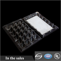 plastic quail egg tray 24packs