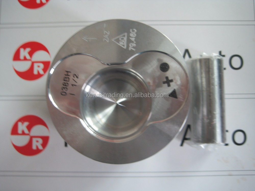 spare parts piston for VW:NEW <strong>BEETLE</strong> AUQ/AVJ/AWM 06B 107 099R 1.8T