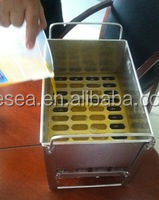 plastic water mud filter mould