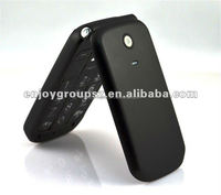 W15 easy to use big button with sos flip elder mobile phone for senior