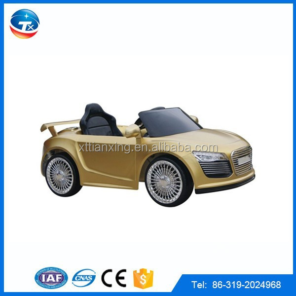 High quality stock price remote control electric car for kids/ride on car for kids in india/electric car for kids with RC