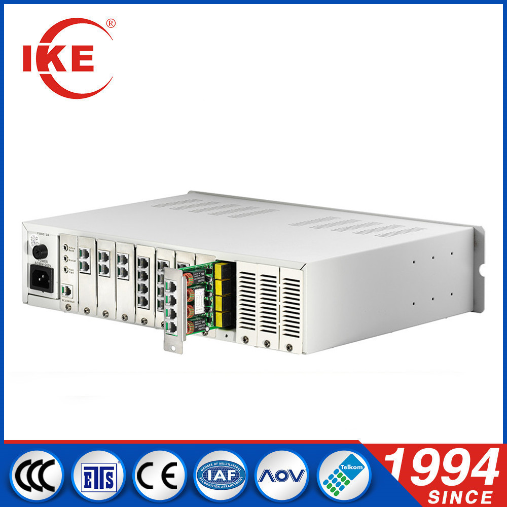 IKE TC-2000H pabx model pbx for hotel