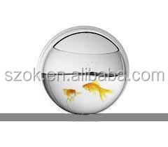 Small transparent cheap acrylic fish tank wholesale from factory