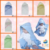 wholesale soft baby hooded bath towel