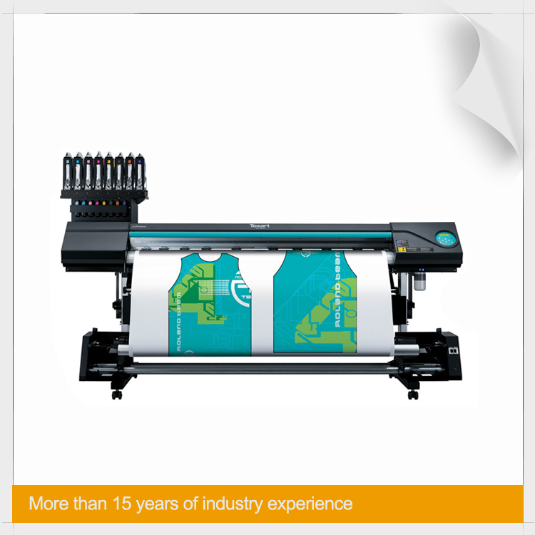 hot sales inkjet Roland RT-640 dye-sublimation printer