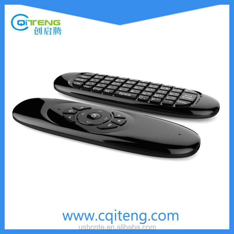 Wireless Remote Control For Android TV Box 2.4G Air Fly Mouse