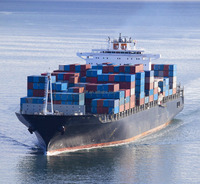 container drop sea freight rate to USA