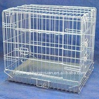 colorful collapsible pet cage for dog