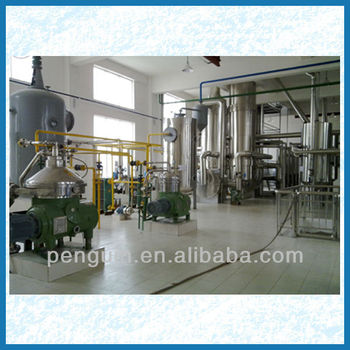 High quality edible oil agricultural machine/refining equipment