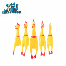 Latest Design Factory Direct Eco-friendly Latex Chicken Dog Toy