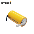 1.2V rechargeable NICD SC size battery sc2200 cell for power tool machine