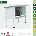 Pet Rabbit Hutch,Wooden Bunny Cage For Wholesale