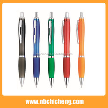 Manufacture Ball Pen Plastic Pen Plastic Ball Pen