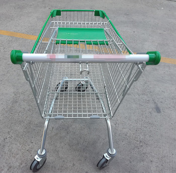 160Litre Reasonable price supermarket shopping Trolley for wholesale