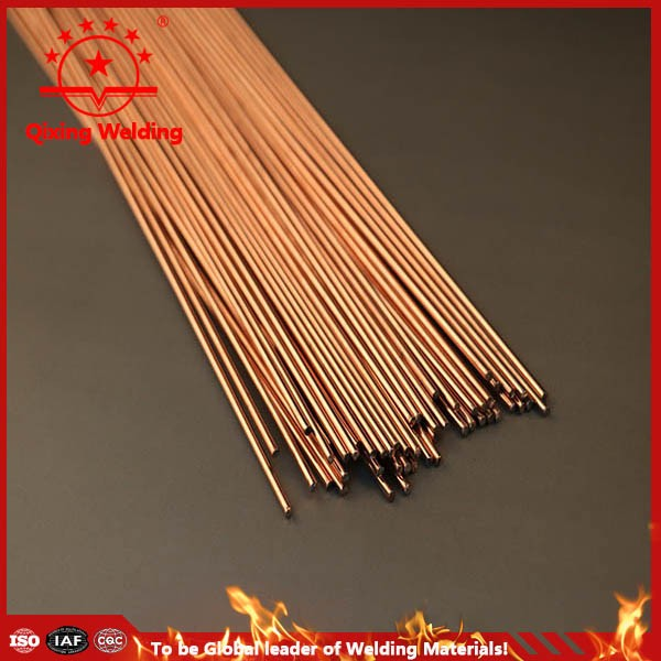 Non cadmium Phos Copper brazing alloys weld wire rod price per kg