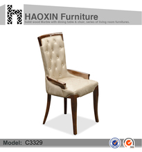 furniture living room chairs dining table 6 chairs C3329