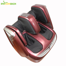 Best Soothing Heated Inflatable Calf Knee Foot Massager with Rotatable structure