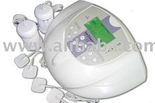 Dual working system detox foot spa with acupuncture pads