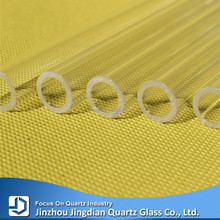 JD High Quality Clear Pyrex Glass Tube