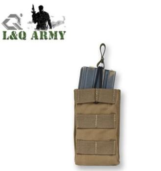 Military MOLLE Tactical Single Ammo Mag Pouch