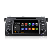 Winmark Android 5.1 Car Radio DVD GPS Player Quad Cord 7 Inch 1 Din Special For BMW E46 3er 318 320 325 DU7062