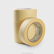 Sichuan Kaiwuhua top quality colored paper masking tape for wall paint