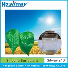 Hot Product cas no.134180-76-0 agriculture silicone surfactant adjuvant oil with best quality