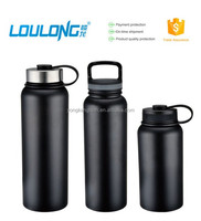 BPA free wide mouth double Wall hydro flask Stainless Steel water bottle sport