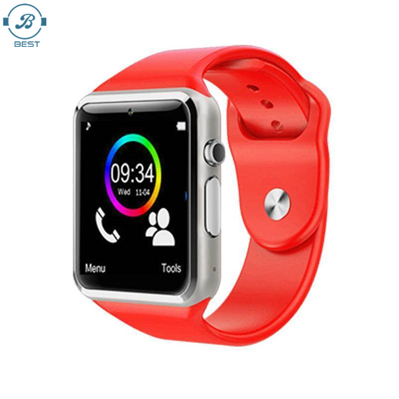 2020 New Blue tooth A1 Smart Watch For <strong>Apple</strong> IPhone &amp; Android Phone