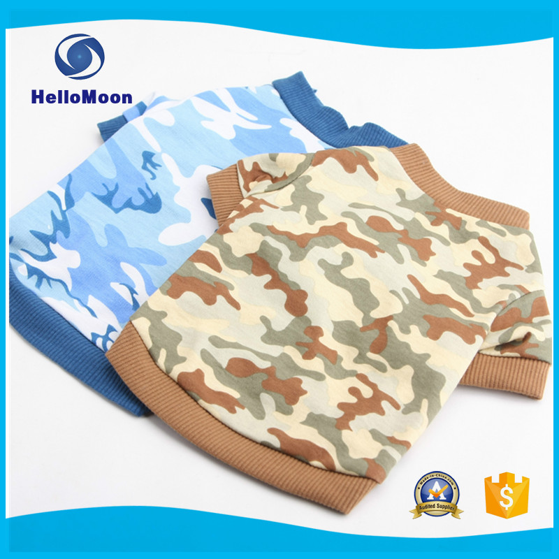 Camo Small Puppy Bangkok Wholesale Dog Clothes