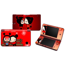 2016 promotional price game sticker for NDSI XL popular skin sticker for NDSI XL console #TN-N DSI XL-201
