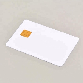 Jcob 21-36K JAVA Card Contact IC Card