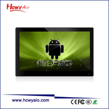 Industrial HD-MI POE 15 inch Android RK3288 touch screen panel pc