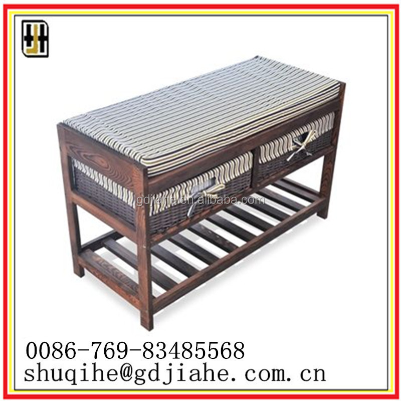 hot sale MDF wood Shoe Storage For Home Furniture